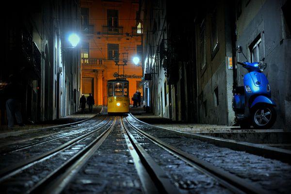 Зимний вечер в Лиссабоне thumbnail