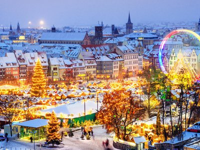 Erfurt's Christmas Market