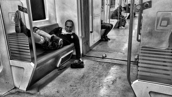 Subway sleep thumbnail