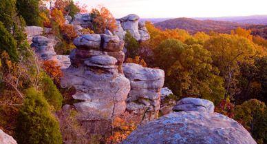 Illinois - Nature and Scientific Wonders