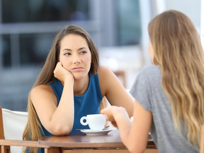 A new study finds most conversations don't end when we want them to.