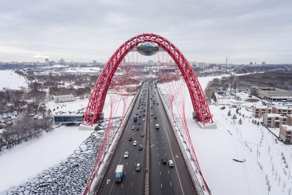 Zhivopisniy Bridge thumbnail
