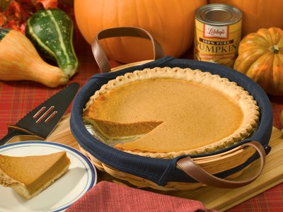 Pumpkin spice has become completely divorced from pumpkin pie.