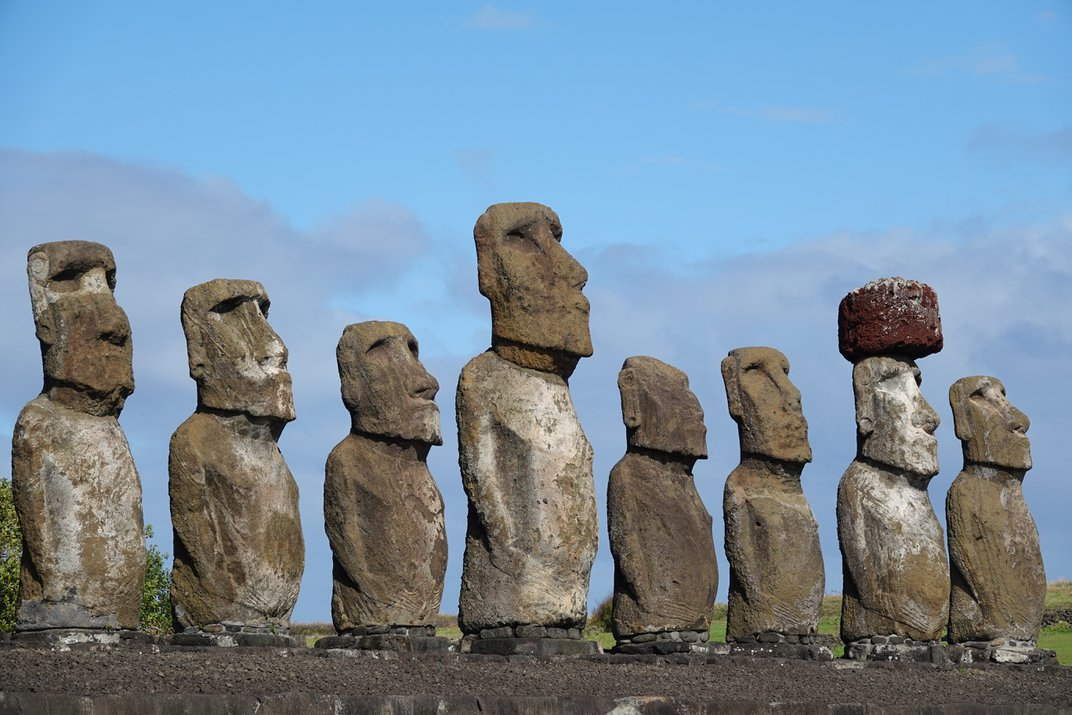 After Truck Topples Easter Island Statue, Mayor Calls for Traffic Restrictions