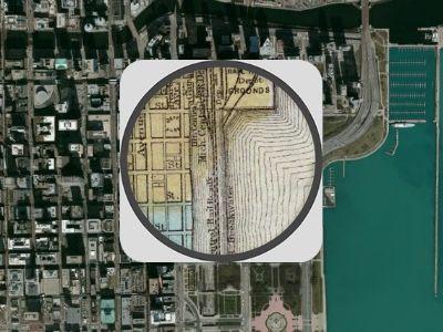 Interactive map courtesy of Esri. Text by Natasha Geiling.