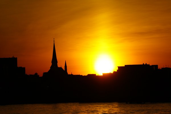 Church Sunset thumbnail