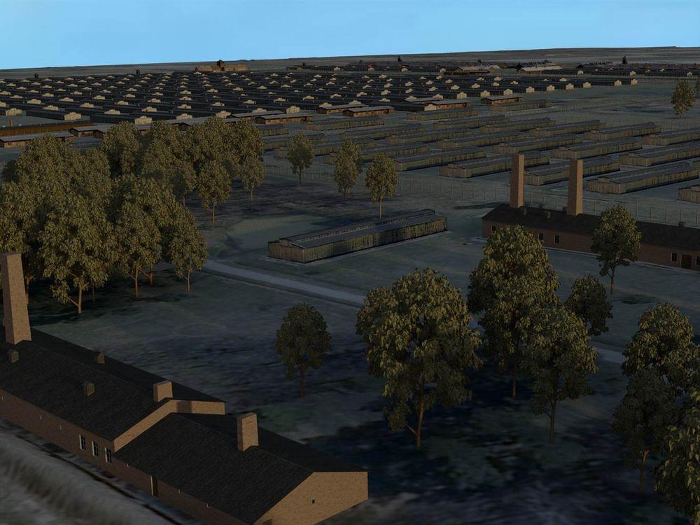 3D Auschwitz