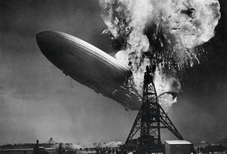 Watch Newly Resurfaced Footage of the Hindenburg Disaster