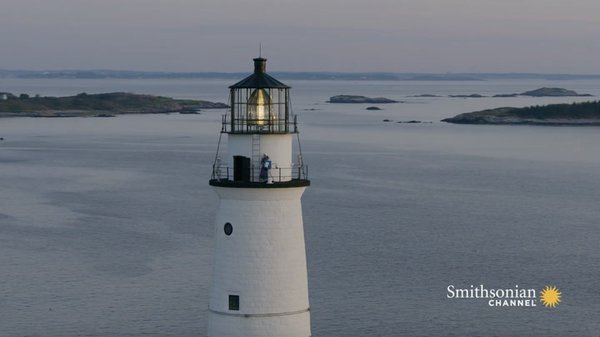 Preview thumbnail for This Woman Manages America's Oldest Lighthouse