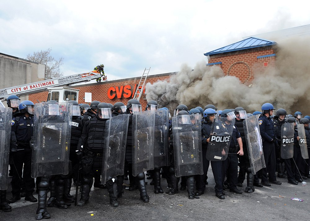 Baltimore Unrest