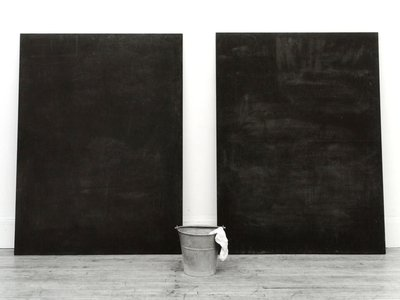 FIU Blackboards by Joseph Beuys,1977-1979, now on view at the Hirshhorn.
