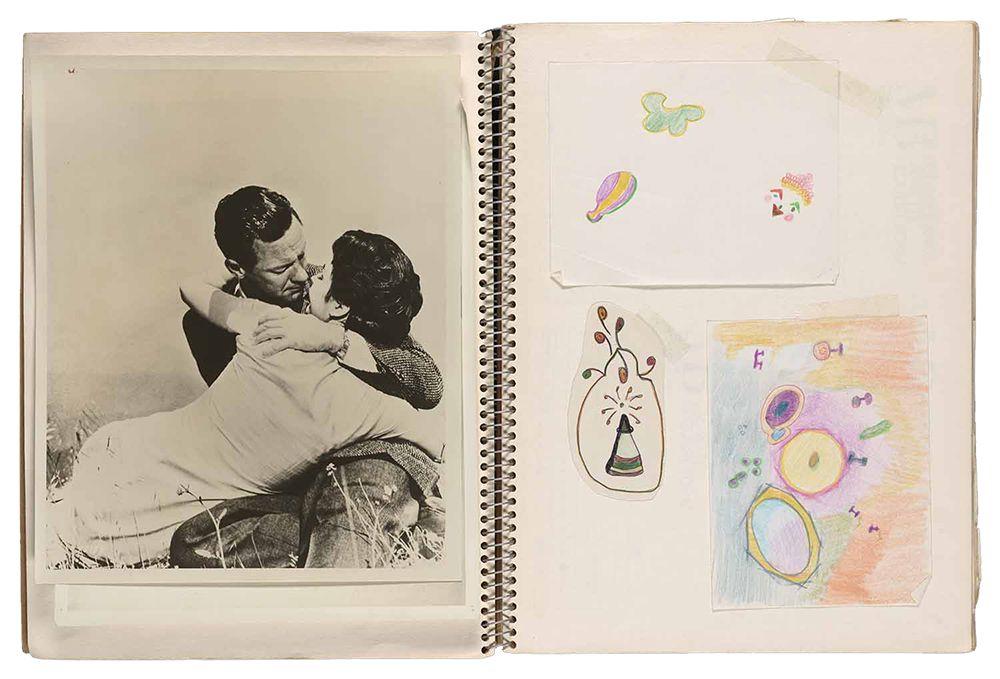 Sketchbook of Ilene Segalove