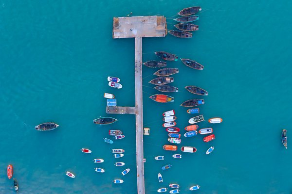 Port of St. Martin's Island , Bangladesh thumbnail
