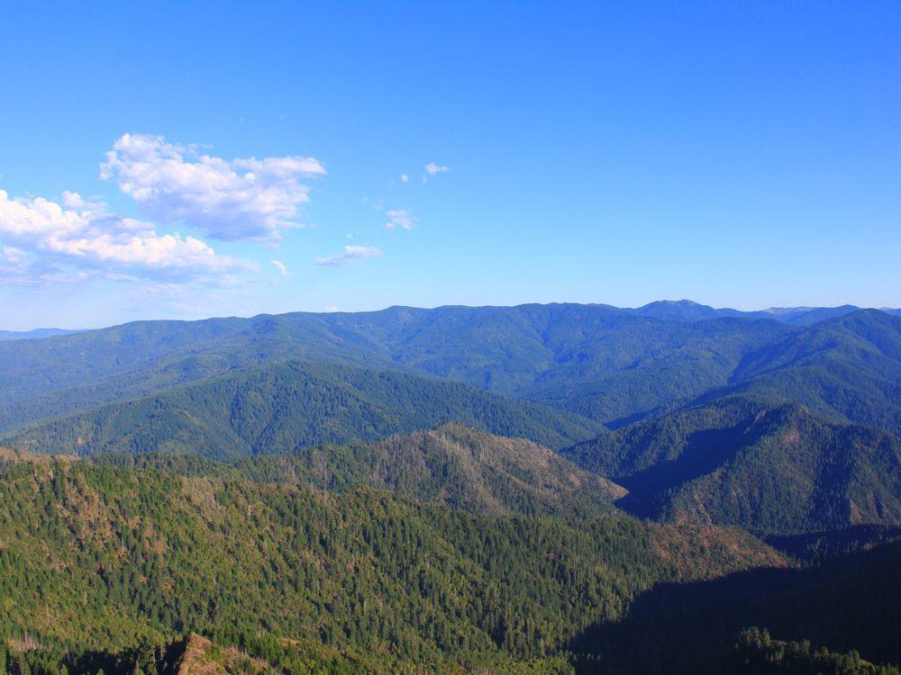 Wild Rogue Wilderness Area
