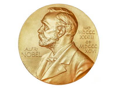 The Nobel Prize, named after the repentant creator of dynamite, has been awarded nearly every year since 1901.
