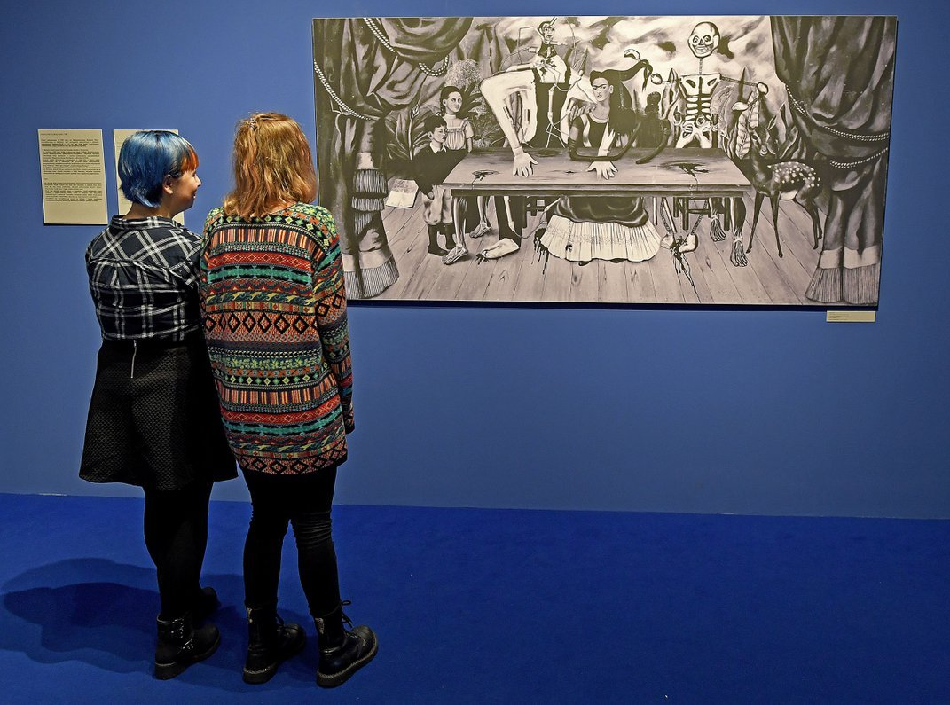 Why Scholars Are Skeptical of Claimed Rediscovery of Lost Frida Kahlo Masterpiece