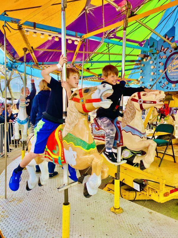 carousel horses thumbnail
