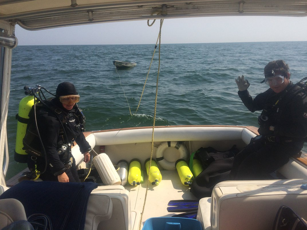 Underwater Archaeologists May Have Discovered the Oldest Shipwreck in Lake Erie