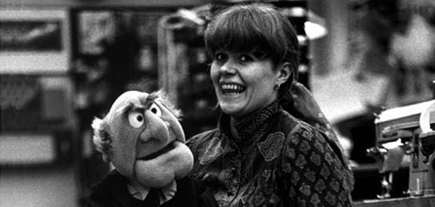 Bonnie Erickson with Statler
