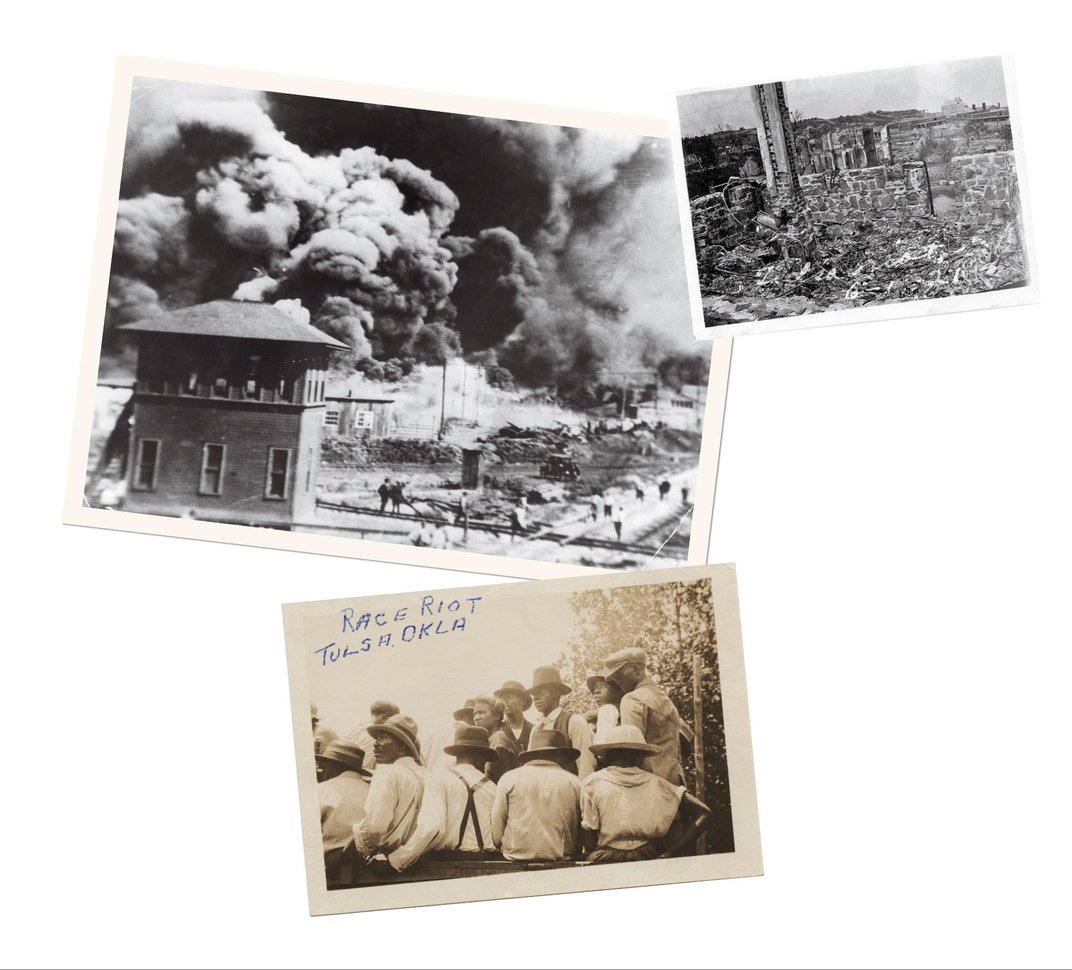 Looking Back at the Tulsa Race Massacre, 100 Years Later