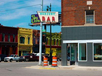 Mercury Bar in Detroit