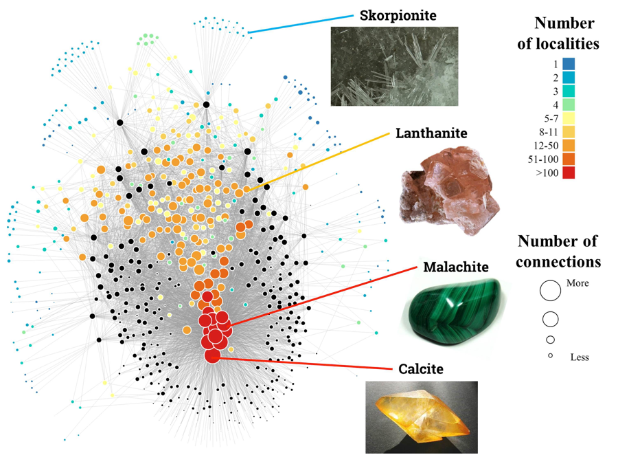 Big Data (and You) Could Help Find 1,500 Undiscovered Minerals