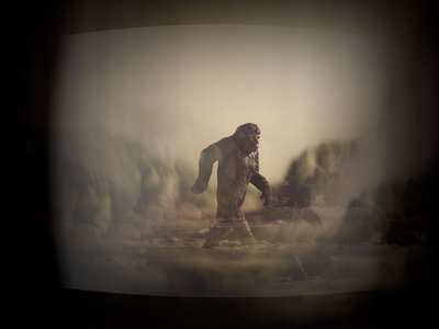 Bigfoot is still a big deal to many conspiracy theorists.