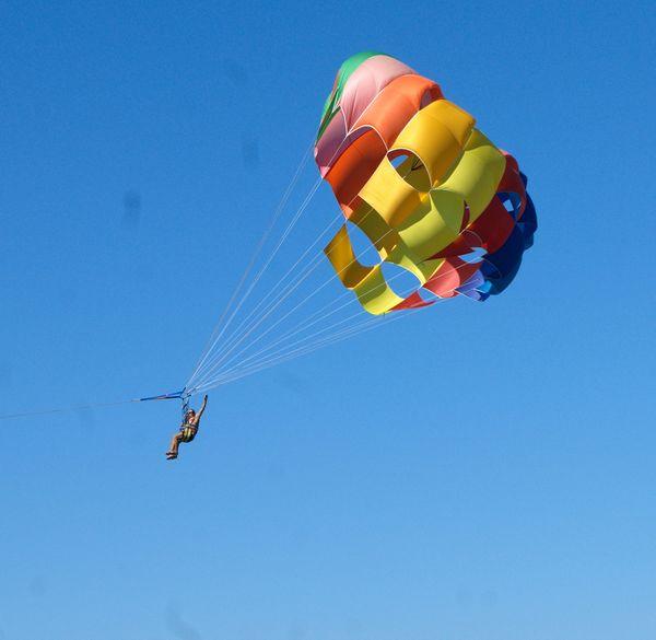 Hello  from parachute thumbnail