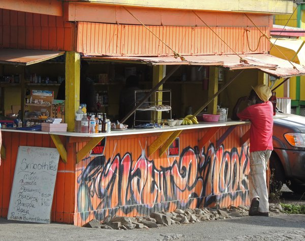 Open Air Smoothie Stand thumbnail