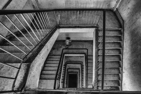 The staircase thumbnail