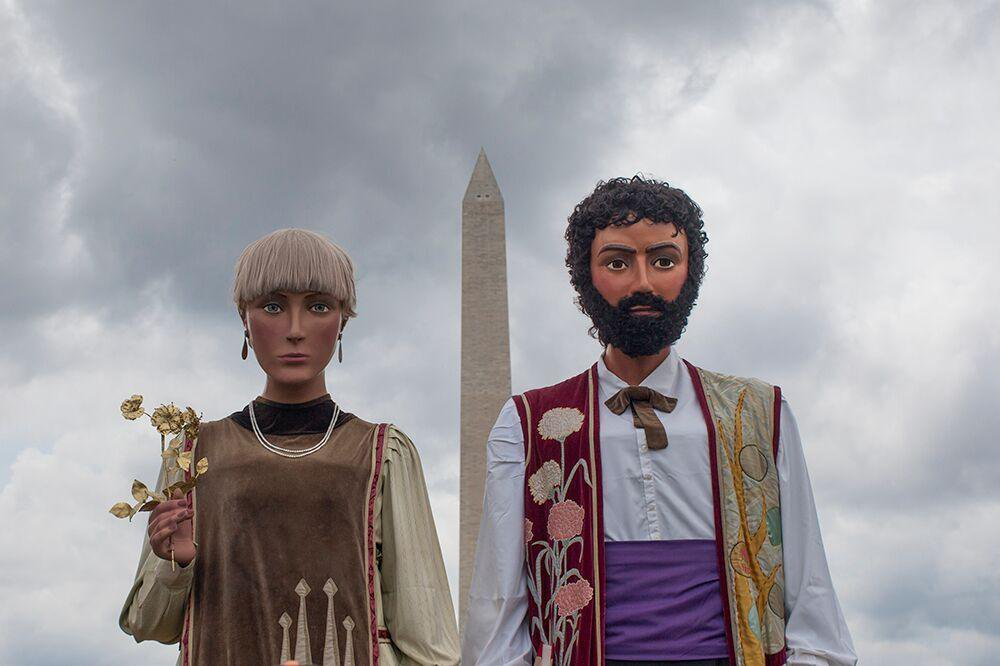 For Hundreds of Years, Papier-Mâché Has Lent a Surreal Face to Catalan Culture