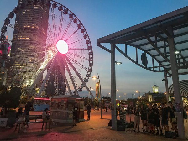 Sing in Central: Cheer up'' HongKonger'' thumbnail