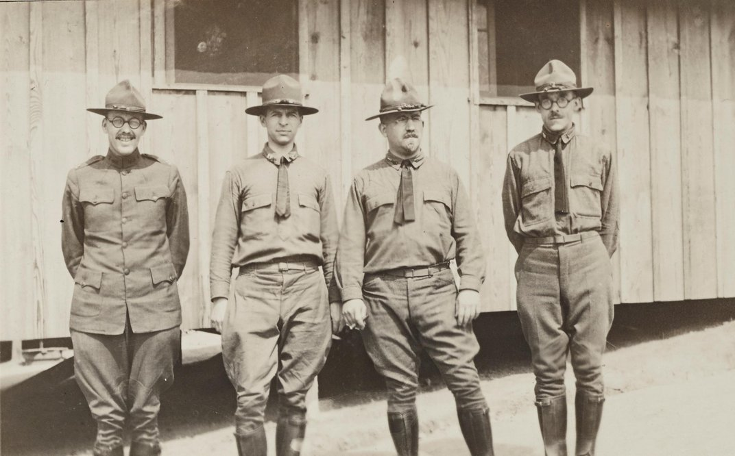 The First Personality Test Was Developed During World War I