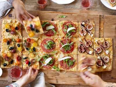 The recipes from pizza maker Tony Gemignani's latest book, The Pizza Bible, will make your mouth water if the scrumptious images haven't already done the trick.