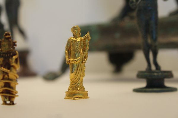 Floating Gold in Museum of Art and History Geneva, Switzerland thumbnail