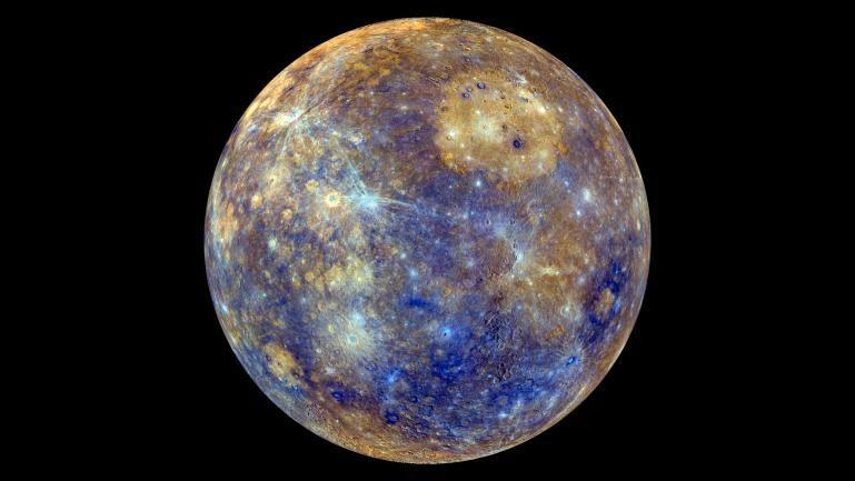 Mercury Enhanced Color