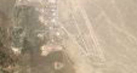 Area 51, as seen on Google Maps