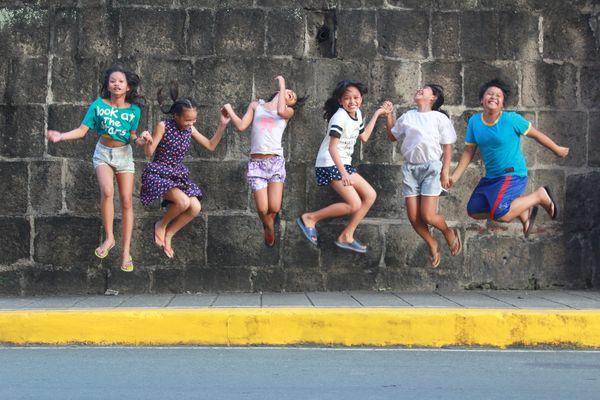 A Jump Of Joy thumbnail