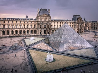 Previously, the public only had access to about 30,000 listings of works in the Louvre's collections.
