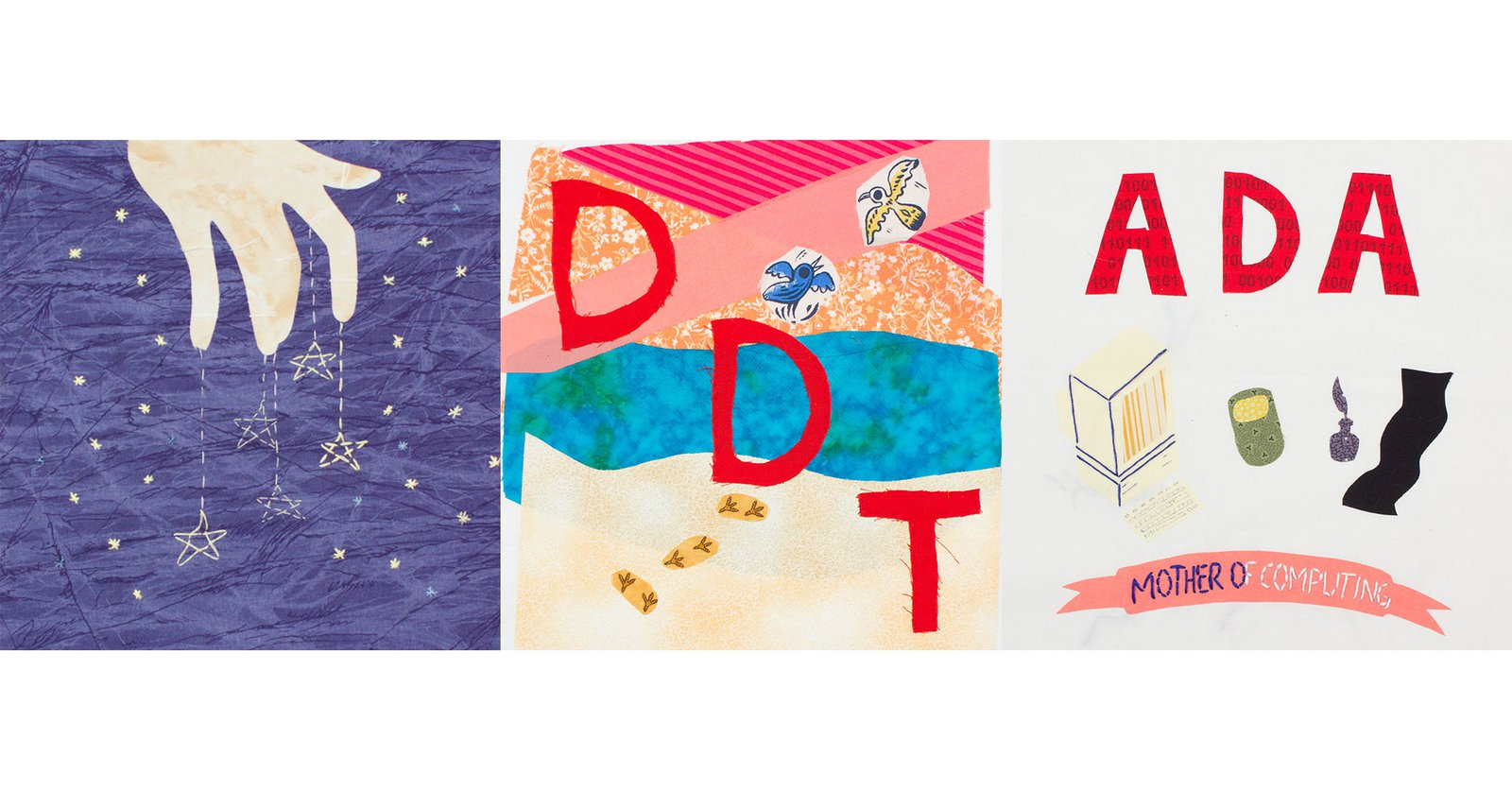 Inside the Growing Movement to Share Science Through Quilting