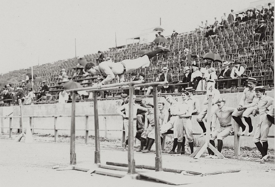 A History of Gymnastics, From Ancient Greece to Tokyo 2020