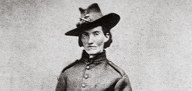 Frances Clayton Civil War