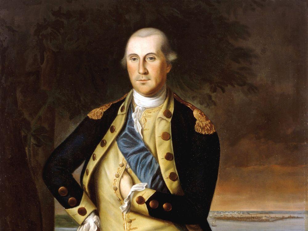 George Washington Smaller