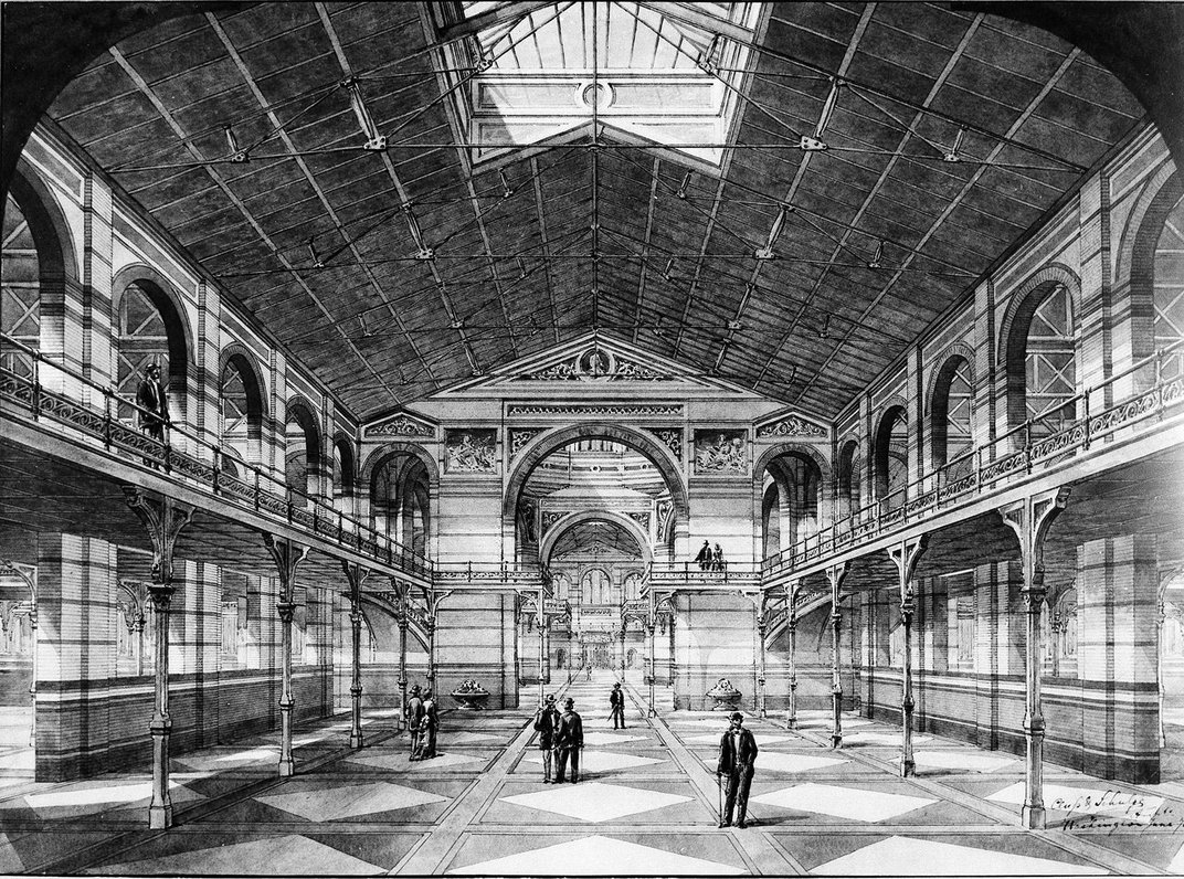 The Storied Past and Inspiring Future of the Smithsonian's Arts and Industries Building