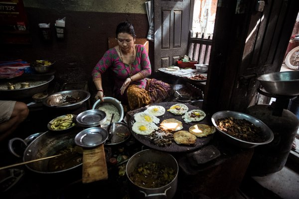 Nepali cooking thumbnail