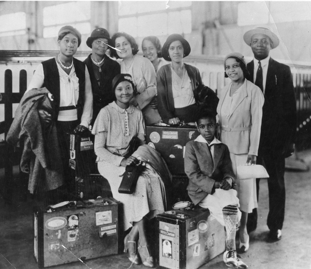 Experience 1930s Europe Through the Words of Two African American Women