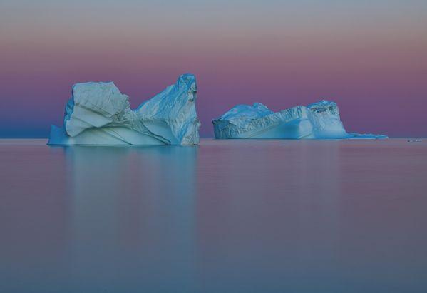 Sunset on the Ice thumbnail