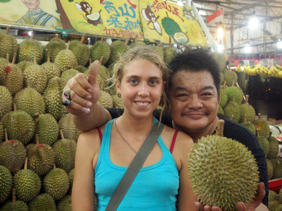 Faces From Afar: Two Oregonians on the Hunt for Exotic Durians