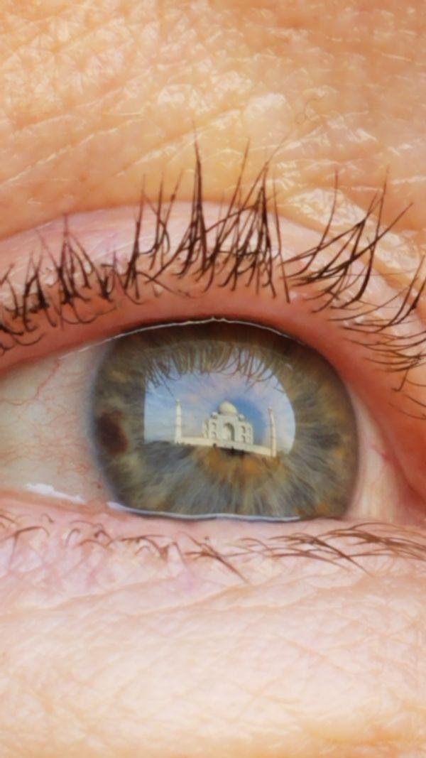 Taj Mahal of Agra thumbnail