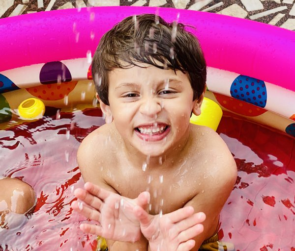 Summer Pool time thumbnail